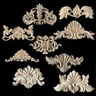 Furniture Decals Carving Wood Decor Woodcarving Appliques Wooden Applique 2019