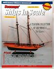 Seaways' Ships In Scale - World's Best Ship Modeling Magazine Back Issues