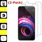 2X Tempered Glass Screen Protector For LG Aristo 2 Plus 3 Fortune 2 Phoenix 3 4
