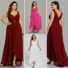 Ever-pretty US Homecoming Formal Dresses Chiffon Bridesmaid Wedding Prom Gowns