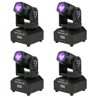 50W Moving Head LED Stage Light DMX512 rotierenden Farbwechsel Beam Lamp V0K1