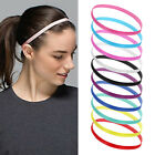 Gym Fitness Yoga Hair Band Sports Headband Anti-Slip Elastic Fabric Hairband Hot