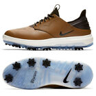 New NIKE GOLF Air Zoom Direct Mens Golfing Shoes Cleats Spikes - Brown