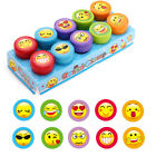 10PCS/Set Stamps for Kids Cute Cartoon Animals Fruits Dinosaurs Self-ink Gift
