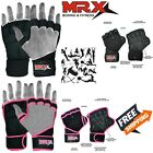 Men's Gym Weight Lifting Gloves Workout Training Weightlifting Crossfit Straps