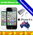 (new & Sealed) Apple Iphone 4s | 3g Smartphone | Factory Unlocked | 64gb 16gb
