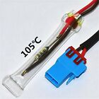72°C Thermal Fuse Defrost Sensor for Samsung Fridge Freezers RL34ECPS2/XES Part