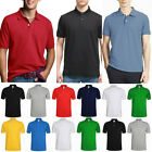 Men's Polo Shirt Golf Sports Cotton Short Sleeve Jersey Casual Plain T Shirt