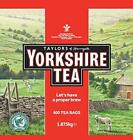 Yorkshire Tea Bags  Assorted Sizes , Styles