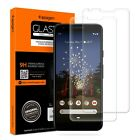 Google Pixel 3a 3a XL Glass Screen Protector | Spigen®[Glas.tR SLIM] (2Pack)