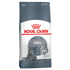Royal Canin Oral Care Cat Dry Food 3.5KG 8KG 16KG + Free Wooden Ball With Bell