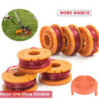String Spool Line Cap Replacement Kit For WORX WA0010 WA6531 Grass Trimmer/Edger