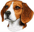 EMBROIDERED PERSONALIZED AKC DOG BREED TRAITS LOVER THROW PILLOWS (BREEDS A-C)