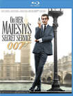 On Her Majestys Secret Service Blu-ray FLAWLESS FREE SHIPPING $9.69 USD on eBay