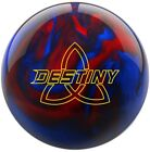 Ebonite Destiny Pearl Bowling Ball Black Red Blue NIB 1st Quality $79.9 USD on eBay