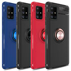 For Samsung Galaxy A50 A20 Case Shockproof Slim Tpu Cover With Ring Holder Stand