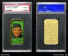 1911 T205 George Suggs Reds PSA 2 - GOODBaseball Cards - 213