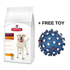Hill's Science Plan Adult Light Large Breed Chicken Dry Dog 14kg 28KG +SpikyBall