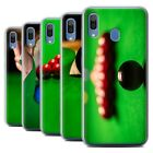 STUFF4 Gel/TPU Case/Cover for Samsung Galaxy A20e 2019/Snooker $10.9 AUD on eBay