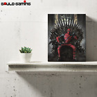 Deadpool Game Of Thrones Canvas Art Painting Wall Prints Decor Hanging Gifts New