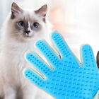 Pet Grooming Glove For Cats Dogs Mitten Suede Silicone Deshedding Brush Comb