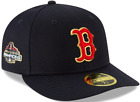 Boston Red Sox New Era Gold Program 59FIFTY Fitted Hat - Navy World Champions on Ebay