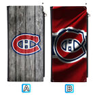 Montreal Canadiens Leather Women Wallet Clutch Purse Thin Bifold Handbag $12.99 USD on eBay