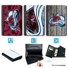 Colorado Avalanche Leather Women Wallet Coin Purse Card Holder $13.99 USD on eBay