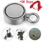 Magnetic Ring Salvage Double - Sided Magnet Magnetic Hook Fishing Magnet Tools
