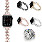Stainless Steel Bracelet Wrist Band Strap for Apple Watch Series 4/3/2/1 40/44mm image