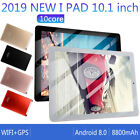 "Used, US 10.1"" 4G+64GB Android 8.0 10 Core 3G WIFI Phablet PC Bluetooth Tablet PC  for sale  Canada"