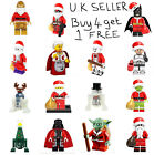 Christmas X-Mas Minifigure Xmas Thanos Hulk Star Wars Marvel DC Film Mini Figure £2.99 GBP on eBay