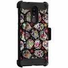 For Coolpad Legacy | Coolpad Alchemy Triple Layer Case - Skull Designs