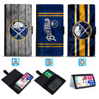 Buffalo Sabres Sliding Leather Case For iPhone 6 7 8 Plus X Xs Xr Max $8.49 USD on eBay