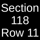 2 Tickets Pittsburgh Penguins vs. Colorado Avalanche 10 16 19 2nd Row Uppers