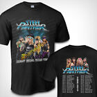 Steel Panther Heavy Metal Rules Tour Dates 2019 T shirt S to 3XL MEN'S  image
