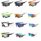 Sport Sunglasses Cycling Running Golf Biking Driving Polarized Goggle Glasses bt