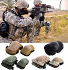 Tactical Military Elbow Knee Pad Outdoor Sport Skate Combat Protective Gear Sets image