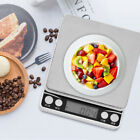 Digital Electronic Scale LCD Kitchen Food Weight Scale 500g/0.01g 2kg/0.1g