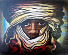 Berber Man 2 Limited Edition A4 A3 A2 PRINT of Original Oil Painting