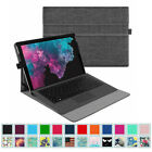 For 12.3'' Microsoft Surface Pro 7 2019/ Pro 6 2018/Pro 5 Portfolio Case Cover