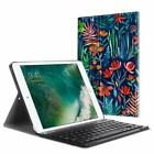 "For iPad 9.7"" 6th Gen 2018 /5th 2017/ Air 2/1 PU Leather Case+Bluetooth Keyboard"