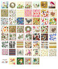 Birds more napkins 4 individual napkins ideal for decoupage projects