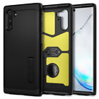 Galaxy Note 10, 10 Plus/10 Plus 5G Case Spigen® [Tough Armor] Protective Cover