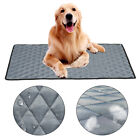 M L XL Size Pet Cooling Mat Non-Toxic Cool Pad Pet Bed For Summer Dog Cat Puppy