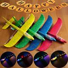 Throwing Glider Model Aircraft Toys Model Glider Airplane Halloween Xmas Gifts for sale  Shipping to Canada