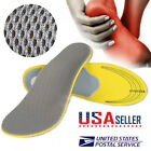 Orthotic Shoe Insoles for plantar fasciitis Flat Feet arch Support Inserts 1Pair