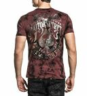 XTREME COUTURE by AFFLICTION Men T-Shirt MOTOR SPIRT Tatto Biker MMA Gym S-4X$40 image