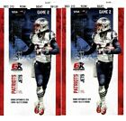 New York Jets at New England Patriots 2 Tickets 9/22/2019 SEC 313 Great Seats!!! on eBay