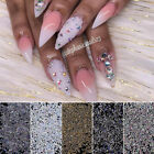 Mixed 3D Nail Strass Decoration Nagel Rhinestone Beads Sharp Bottom  günstig
